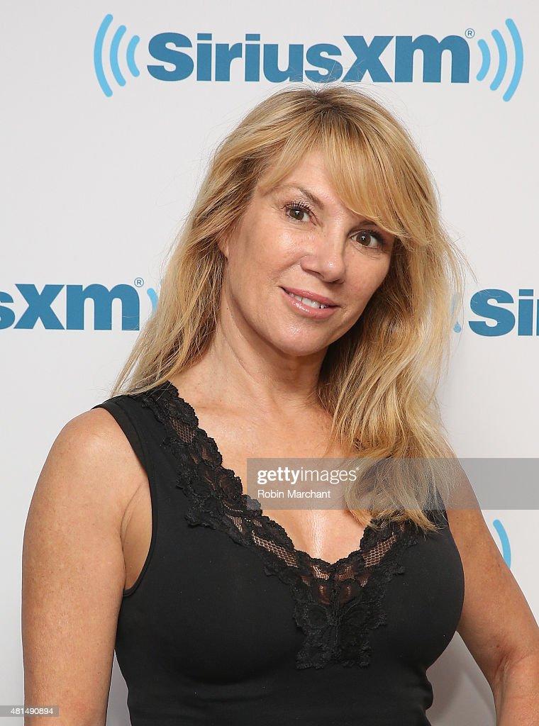 Ramona Singer visits at SiriusXM Studios on July 21, 2015 in New York City.