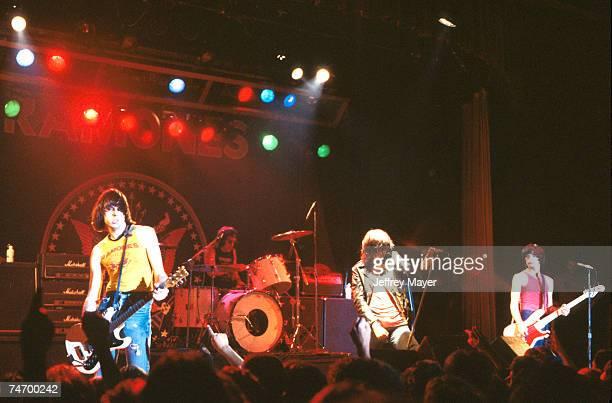 Ramones at the Hollywood Palladium in Hollywood California
