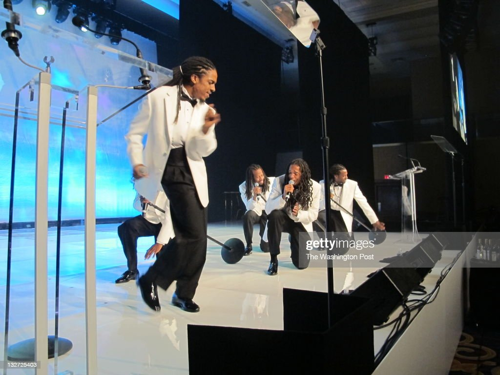 RampB artists NuERA performed at the Links Incorporated Gala in Washington DC on November 12 2011 A group of five brothers from the District of...