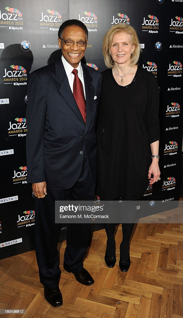 Ramsey Lewis attends the Jazz FM Awards at One Marylebone on January 31, 2013 in London, England.