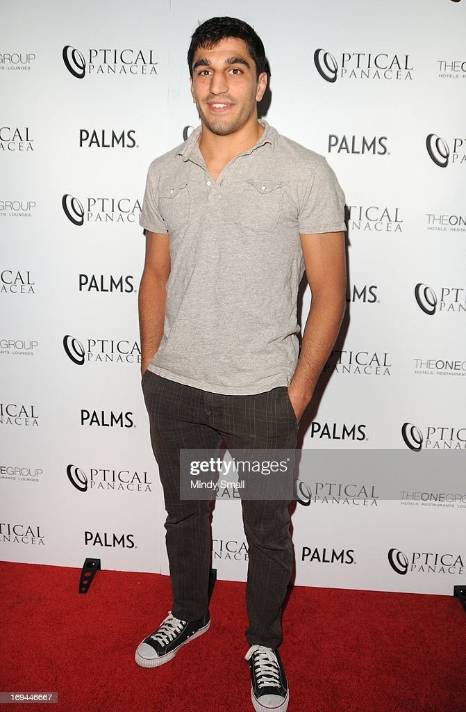 Ramsey Nijem attends the Optical Panacea Launch Party at HERAEA at the Palms Casino Resort on May 24, 2013 in Las Vegas, Nevada.