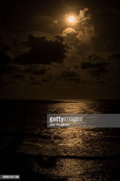 Ramsgate moonrise