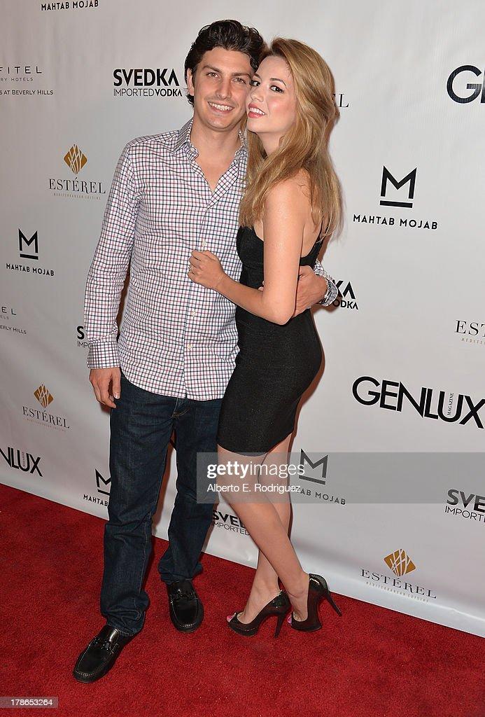 Bryan fisher and masiela lusha dating apps