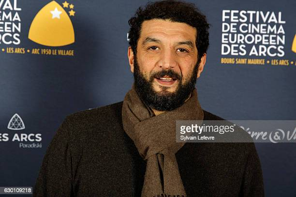 Ramzy Bedia attends 'Les Arcs European Film Festival' Closing Ceremony photocall on December 16 2016 in Les Arcs France