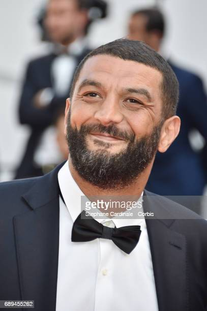 Ramzy Bedia attends the Closing Ceremony during the 70th annual Cannes Film Festival at Palais des Festivals on May 28 2017 in Cannes France