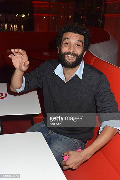 Ramzy Bedia attends the 'Fifa 15' Party At L'Opera Restaurant on September 22 2014 in Paris France