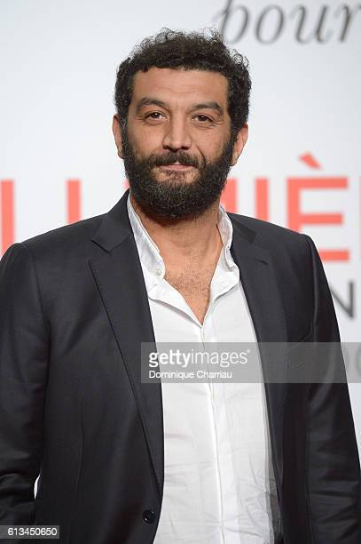 Ramzy Bedia attends the opening ceremony of the 8th Film Festival Lumiere in Lyon on October 8 2016 in Lyon France