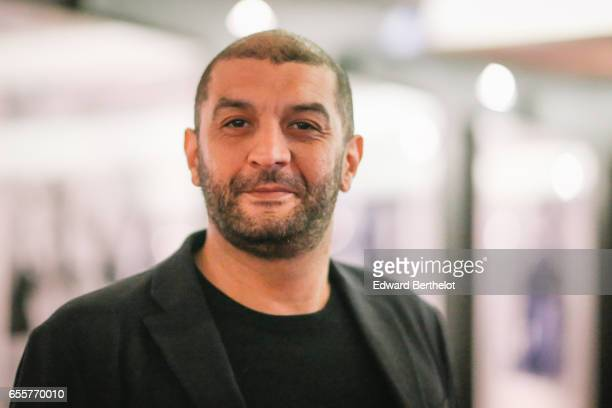 Ramzy Bedia attends the 'Une Vie Ailleurs' Paris Premiere at UGC Cine Cite des Halles on March 20 2017 in Paris France
