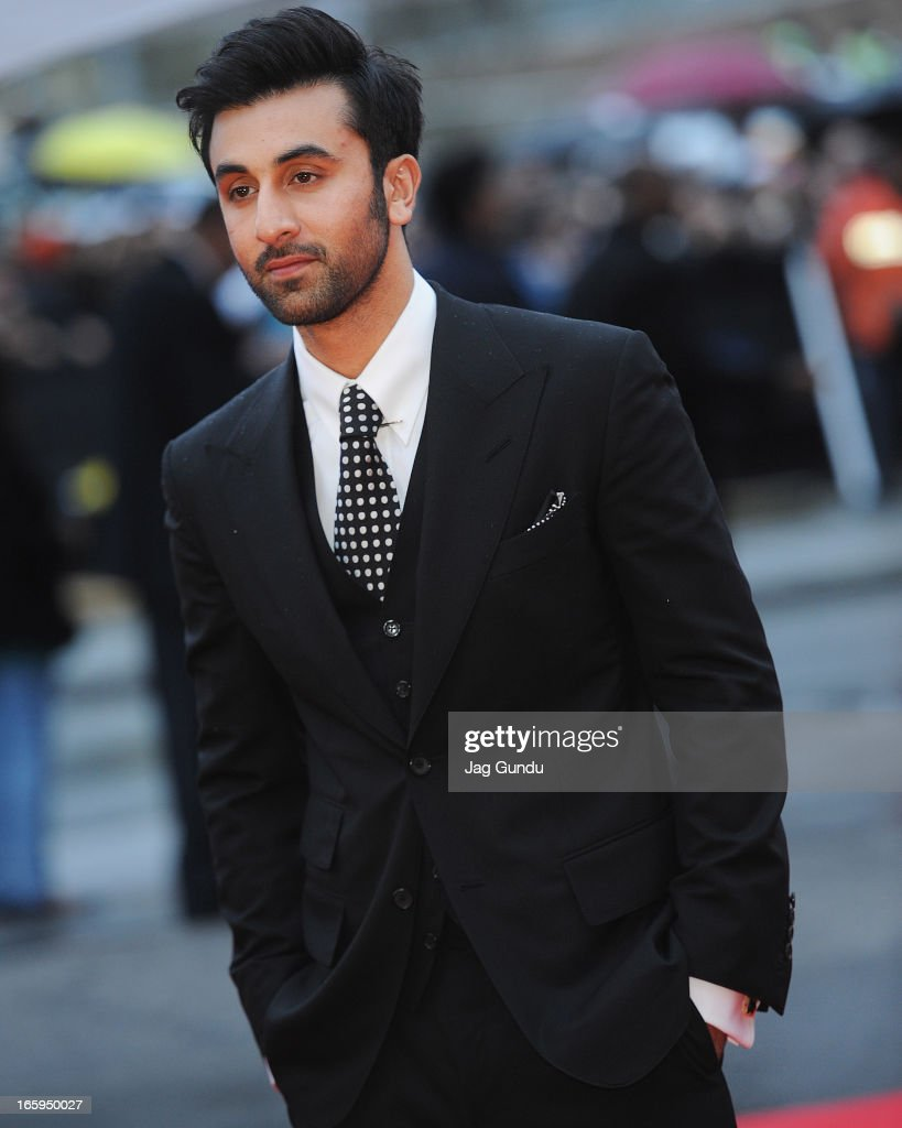 <a gi-track='captionPersonalityLinkClicked' href=/galleries/search?phrase=Ranbir+Kapoor&family=editorial&specificpeople=4534979 ng-click='$event.stopPropagation()'>Ranbir Kapoor</a> walks the red carpet at The Times Of India Film Awards on April 6, 2013 in Vancouver, Canada.