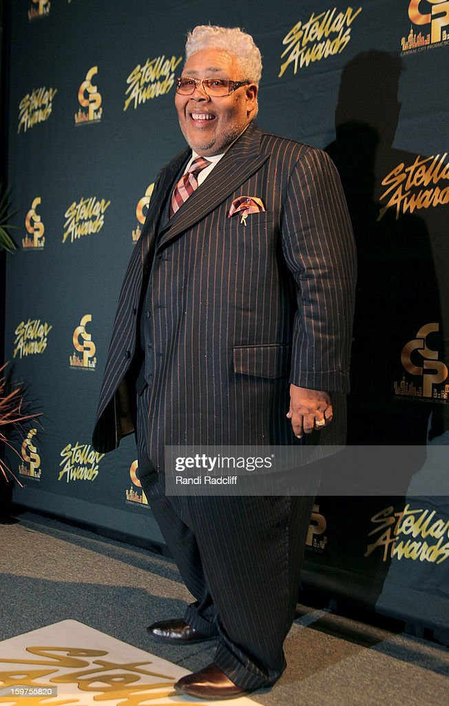 Rance Allen attends the 28th Annual Stellar Awards Press Room at Grand Ole Opry House on January 19, 2013 in Nashville, Tennessee.