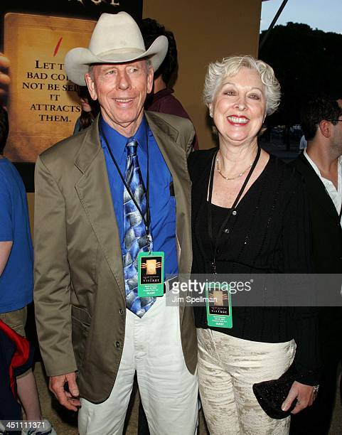 Rance Howard and Jean Speegle Howard during The Village New York Premiere Arrivals at Prospect Park in New York City New York United States