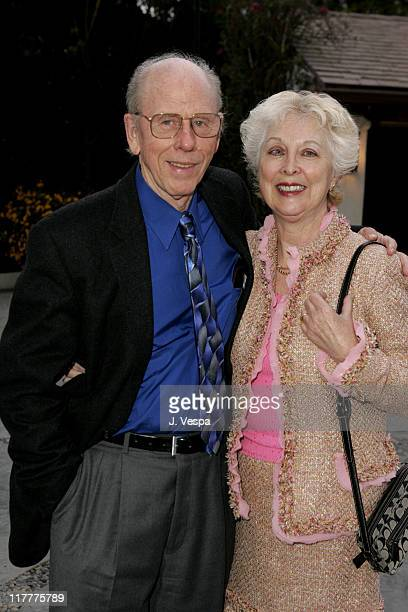 Rance Howard and wife Judy Howard during Cheryl Howard Crew Celebrates Her New Book 'In The Face of Jinn' at Private Residence in Pacific Palisades...