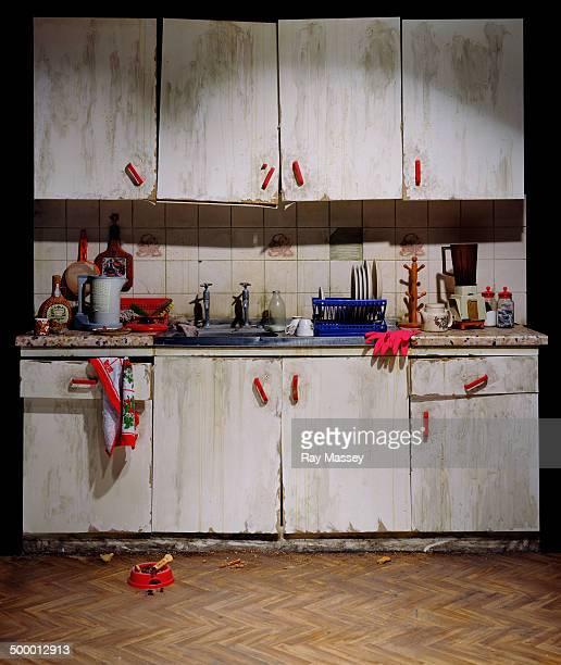Rancid kitchen