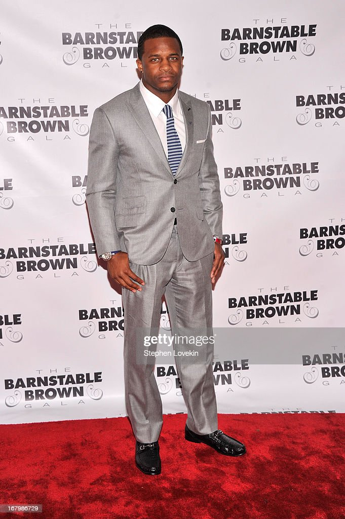 Randall Cobb attends the 2013 Barnstable-Brown Derby gala at Barnstable-Brown House on May 3, 2013 in Louisville, Kentucky.