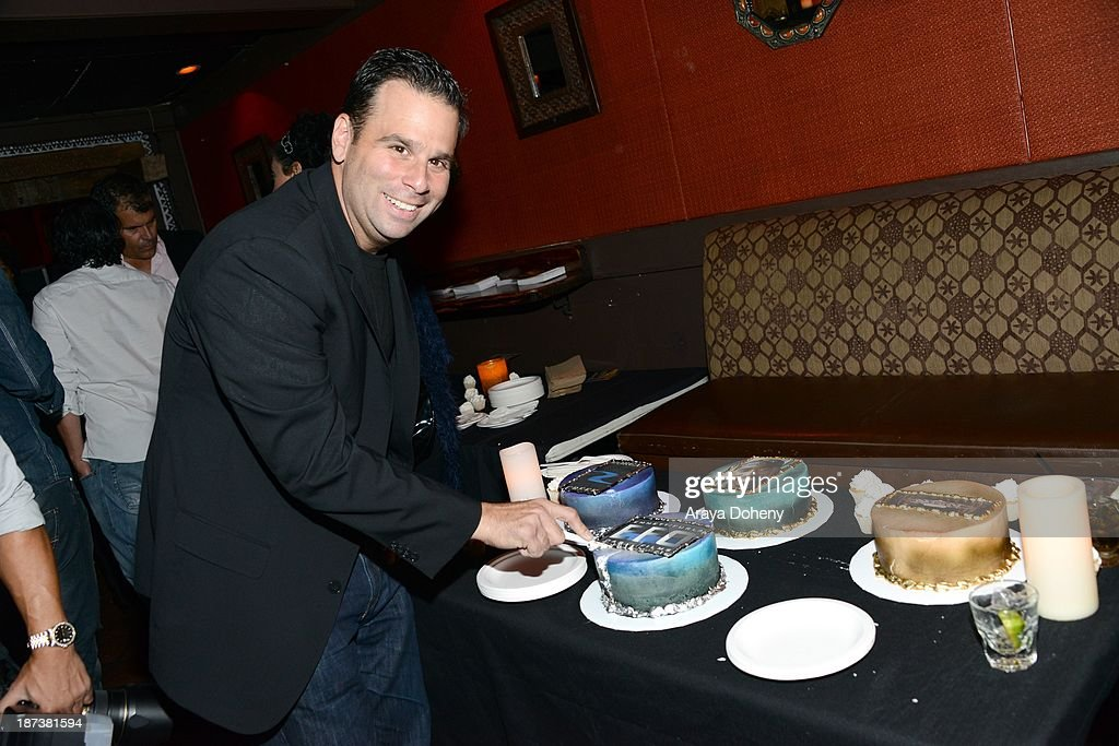 <a gi-track='captionPersonalityLinkClicked' href=/galleries/search?phrase=Randall+Emmett&family=editorial&specificpeople=873813 ng-click='$event.stopPropagation()'>Randall Emmett</a> attends the Emmett/Furla/Oasis Films hosts celebration for the upcoming production of 'Tupac' at Zanzibar on November 7, 2013 in Santa Monica, California.