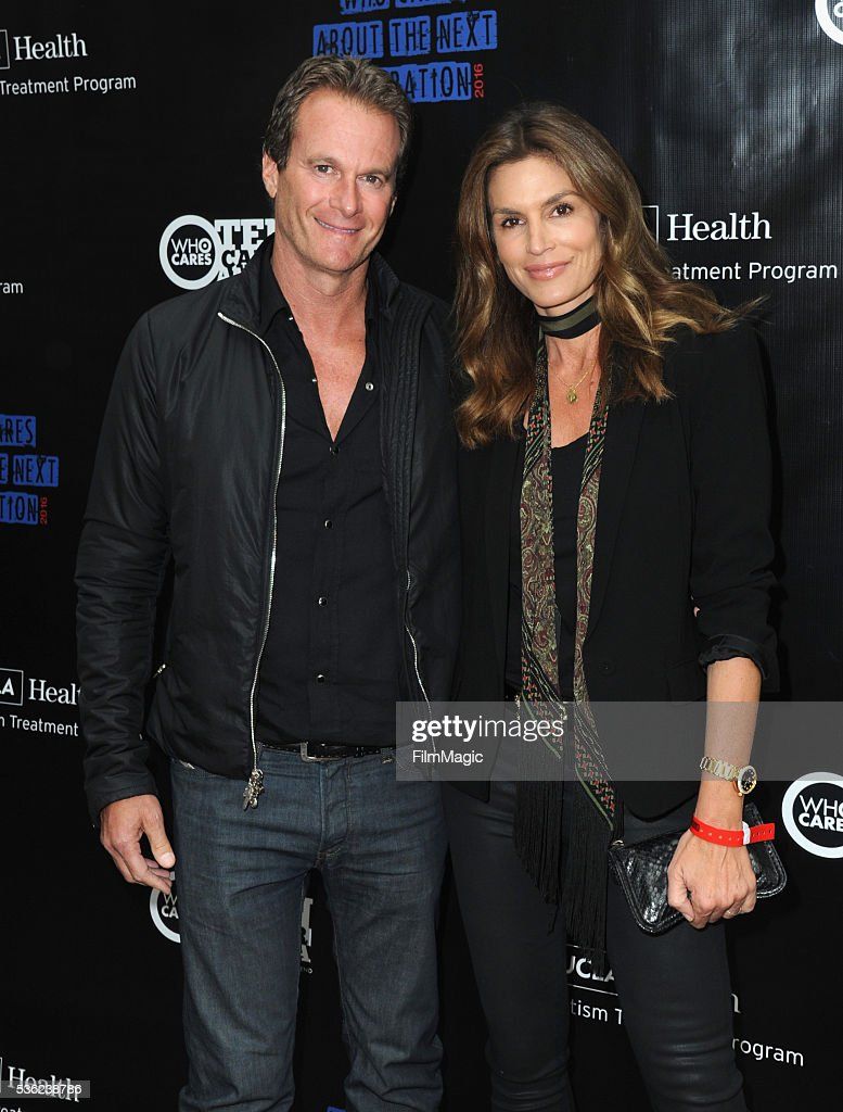 <a gi-track='captionPersonalityLinkClicked' href=/galleries/search?phrase=Rande+Gerber&family=editorial&specificpeople=549565 ng-click='$event.stopPropagation()'>Rande Gerber</a> and <a gi-track='captionPersonalityLinkClicked' href=/galleries/search?phrase=Cindy+Crawford&family=editorial&specificpeople=202842 ng-click='$event.stopPropagation()'>Cindy Crawford</a> attend WHO Cares About The Next Generation at a private residence on May 31, 2016 in Pacific Palisades, California.