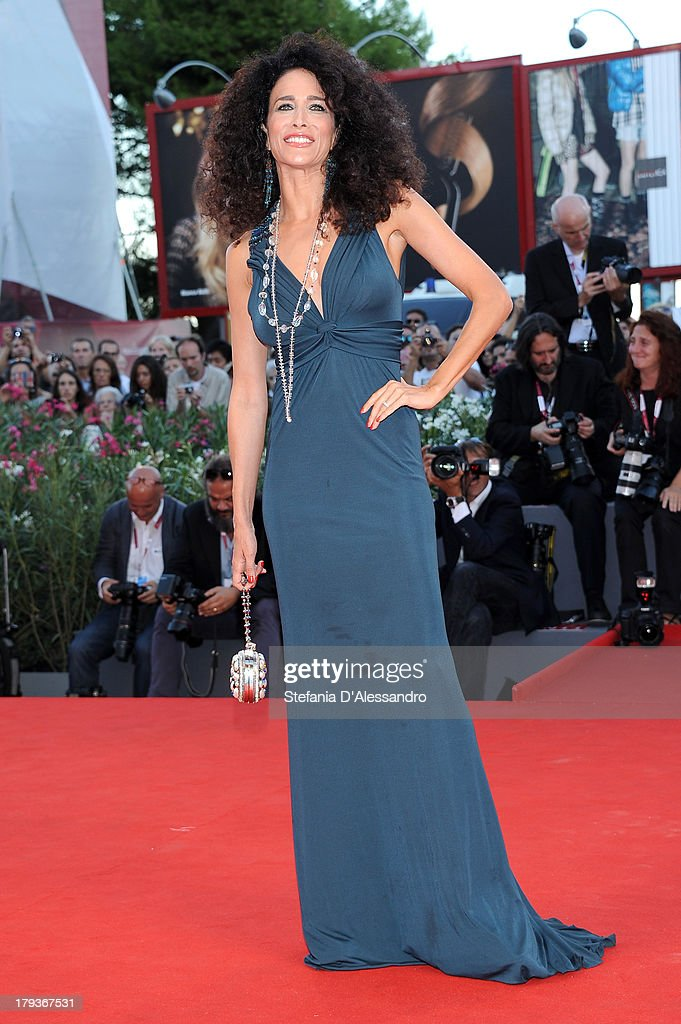 Randi Ingerman attends the 'The Zero Theorem' Premiere during the 70th Venice International Film Festival at Sala Grande on September 2, 2013 in Venice, Italy.