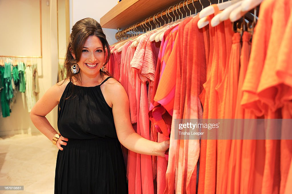 Randi Zuckerberg attends 'A Balanced Life' discussion panel event at Calypso St. Barth at Stanford Shopping Center on April 18, 2013 in Palo Alto, California.