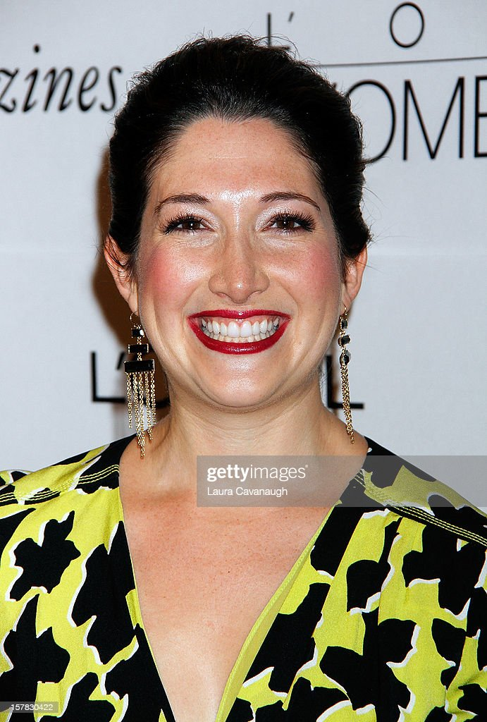 Randi Zuckerberg attends the 7th annual Women Of Worth Awards at Hearst Tower on December 6, 2012 in New York City.