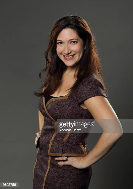 Randi Zuckerberg of Facebook poses during a portrait session at the Digital Life Design conference at HVB Forum on January 26 2010 in Munich Germany...