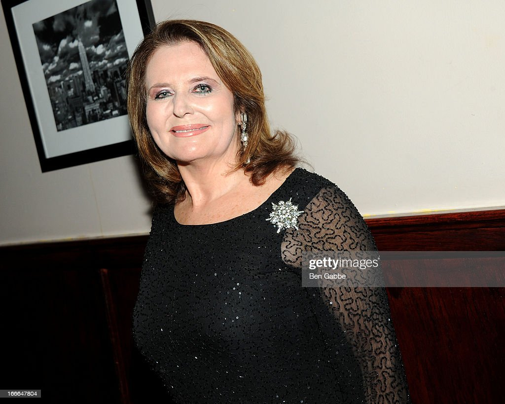 Randie Levine-Miller attends A Swell Party To Benefit the Actors Fund at the Metropolitan Room on April 14, 2013 in New York City.