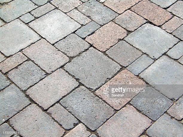Random Paving Stones