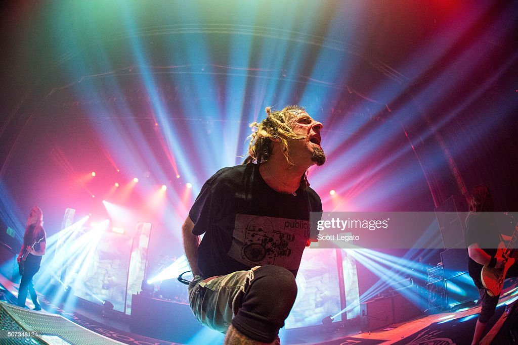 Lamb Of God With Anthrax In Concert - Royal Oak, MI