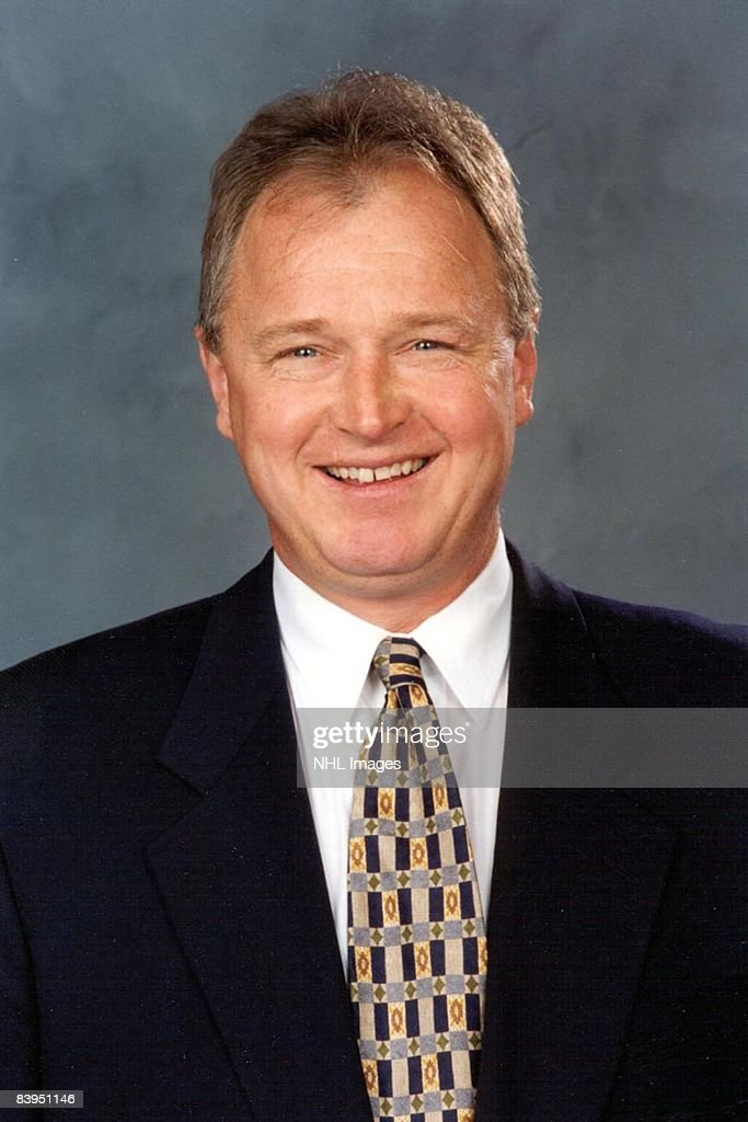 <a gi-track='captionPersonalityLinkClicked' href=/galleries/search?phrase=Randy+Carlyle&family=editorial&specificpeople=679108 ng-click='$event.stopPropagation()'>Randy Carlyle</a> of the Anaheim Ducks poses for his official headshot for the 2008-2009 NHL season.