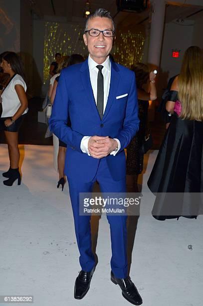 Randy Fenoli attends Martha Stewart Weddings Bridal Fashion Week Party at Hudson Mercantile on October 10 2016 in New York City