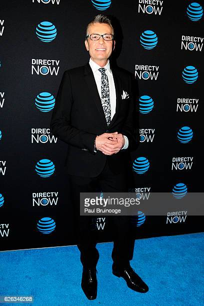 Randy Fenoli attends the ATT Celebrates the Launch of DIRECTV NOW at Venue 57 on November 28 2016 in New York City