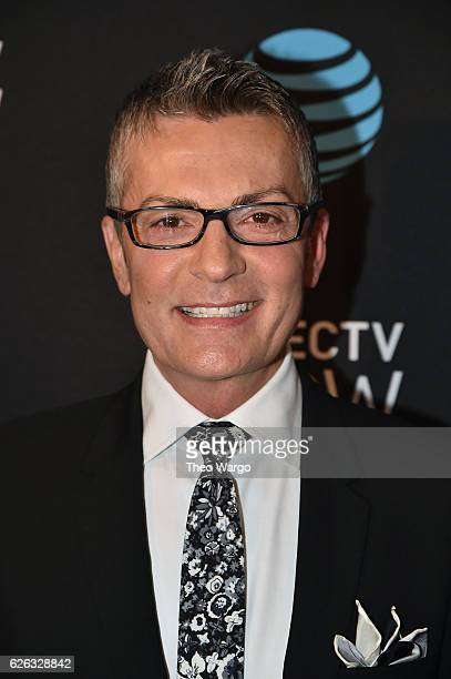 Randy Fenoli attends the DirectTV Now Launch at Venue 57 on November 28 2016 in New York City