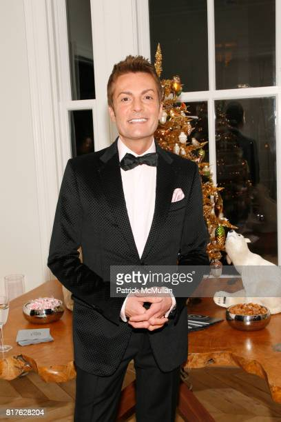 Randy Fenoli attends Time Warner Cable Celebrated The Launch of New Signaturehome Suite of Services at The SignatureHome on December 9 2010 in New...