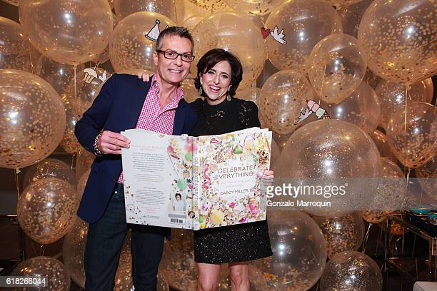 Randy FenoliDarcy Miller at the Darcy Miller's 'Celebrate Everything' Launch at Jonathan Adler Showroom at Jonathan Adler Showroom on October 25 2016...