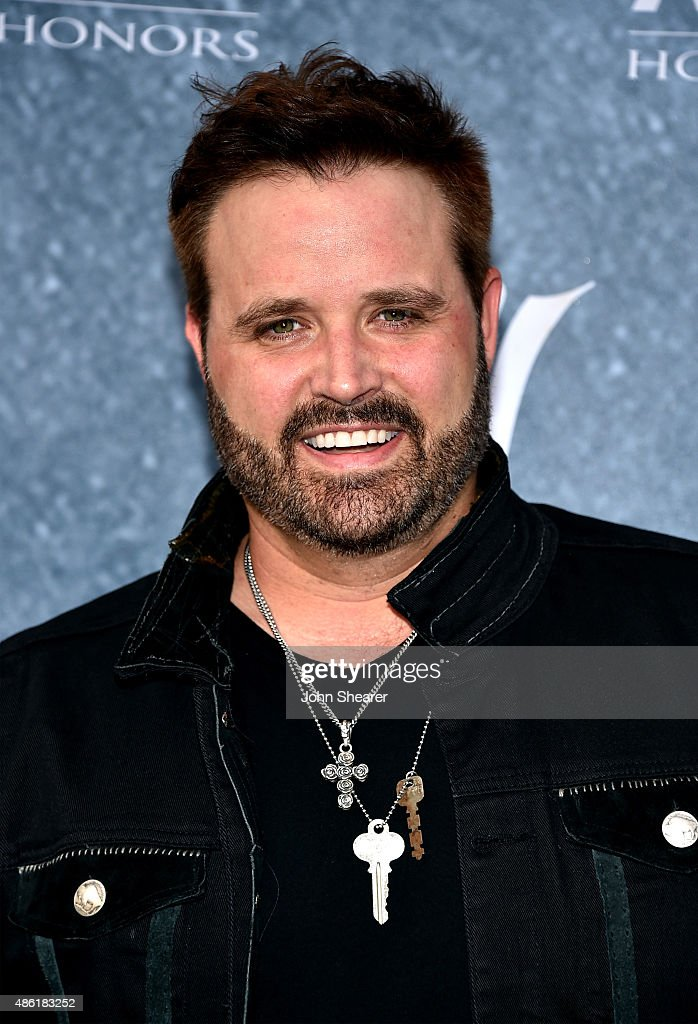Randy Houser attends the 9th Annual ACM Honors at the Ryman Auditorium on September 1 2015 in Nashville Tennessee
