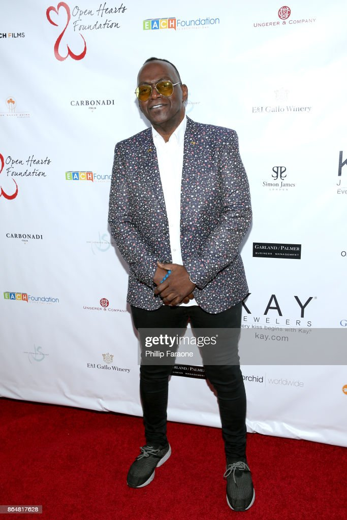 Randy Jackson at Jane Seymour And The 2017 Open Hearts Gala at SLS Hotel on October 21, 2017 in Beverly Hills, California.
