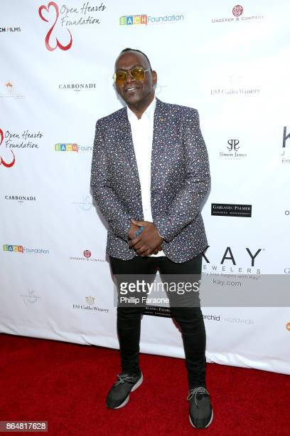 Randy Jackson at Jane Seymour And The 2017 Open Hearts Gala at SLS Hotel on October 21 2017 in Beverly Hills California