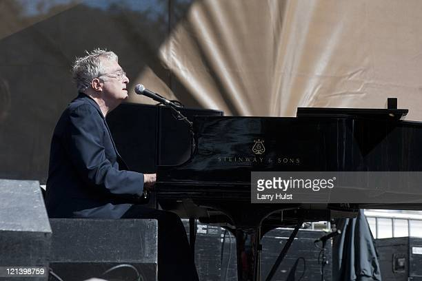Randy Newman at Hardly Strictly Bluegrass festival in Golden Gate Park in San Francisco California on October 3 2010