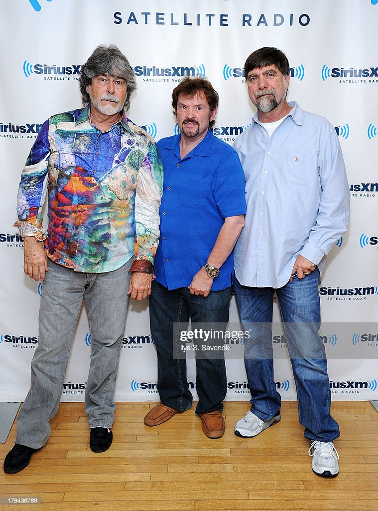 <a gi-track='captionPersonalityLinkClicked' href=/galleries/search?phrase=Randy+Owen&family=editorial&specificpeople=619729 ng-click='$event.stopPropagation()'>Randy Owen</a>, Jeff Cook and <a gi-track='captionPersonalityLinkClicked' href=/galleries/search?phrase=Teddy+Gentry&family=editorial&specificpeople=1063885 ng-click='$event.stopPropagation()'>Teddy Gentry</a> of the band Alabama visit SiriusXM Studios on September 3, 2013 in New York City.
