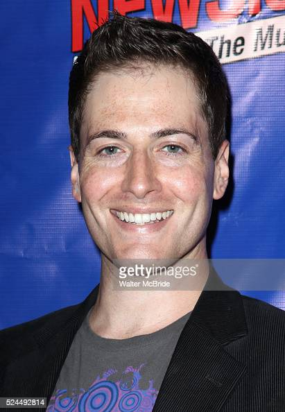 Randy Rainbow attending the Opening Night Performance of Perez Hilton in 'NEWSical The Musical' at the Kirk Theatre in New York City on September 17...