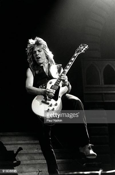 Randy Rhoads on 1/24/82 in Chicago Il