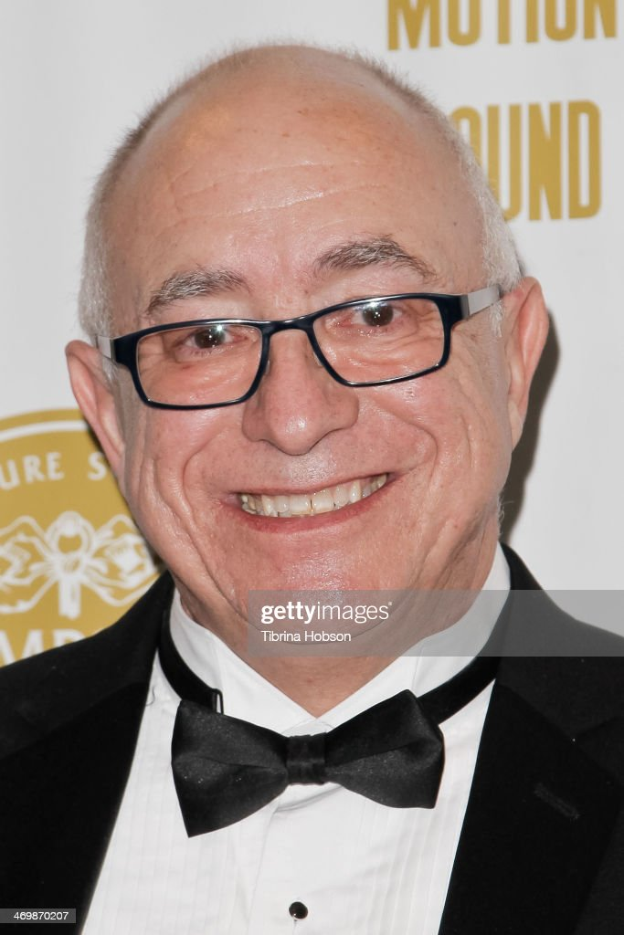 Randy Thom attends the 61st motion picture sound editors 'Golden Reel' award ceremony at Westin Bonaventure Hotel on February 16 2014 in Los Angeles...