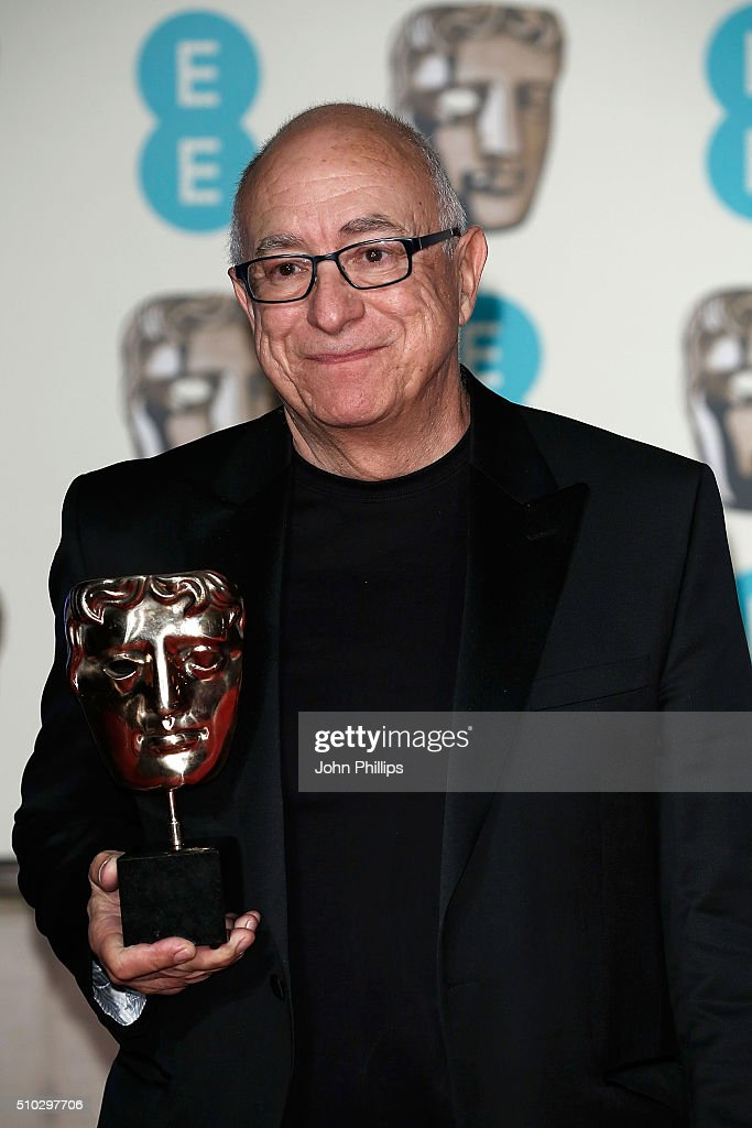 Randy Thom attends the official After Party Dinner for the EE British Academy Film Awards at The Grosvenor House Hotel on February 14 2016 in London...