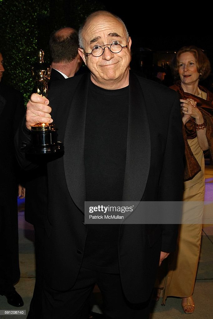 Randy Thom attends Vanity Fair Oscar Party at Morton's Restaurant on February 27 2005 in Los Angeles California