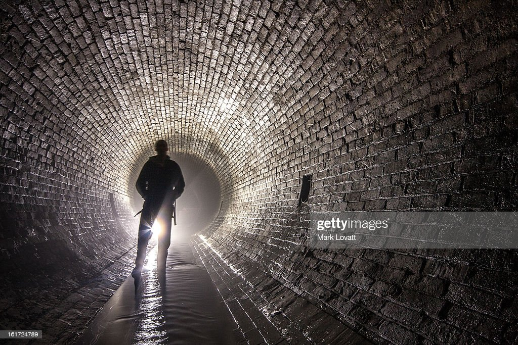 Ranelagh Storm Relief Overflow Sewer, London