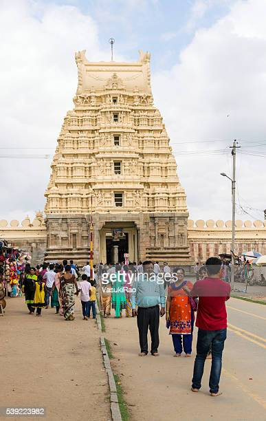Ranganathaswamy temple, Srirangapatna, India