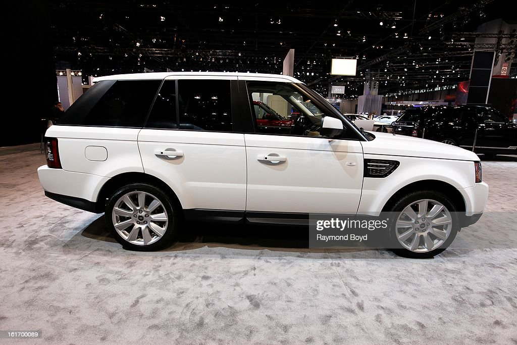 Range Rover Sport HSE, at the 105th Annual Chicago Auto Show at McCormick Place in Chicago, Illinois on FEBRUARY