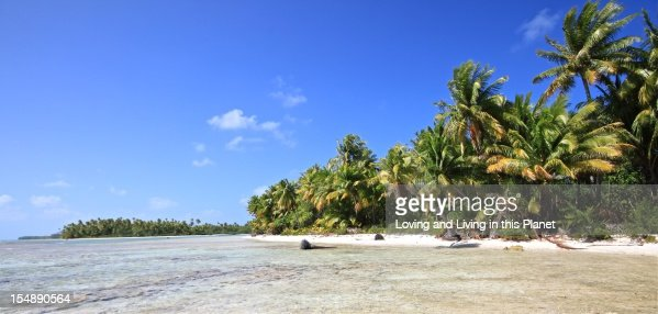 Rangiroa - Isola dei coralli - Reef isl.