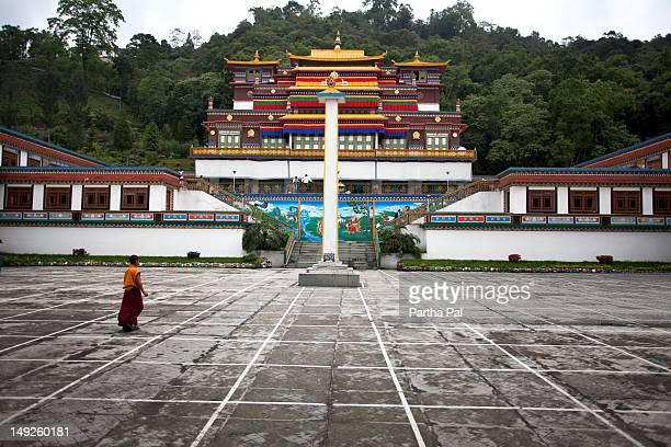 Ranka Monastery near Gangtok,Sikkim
