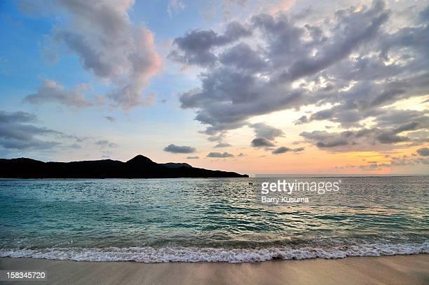 Rantung Beach Sumbawa the West Nusa Tenggara