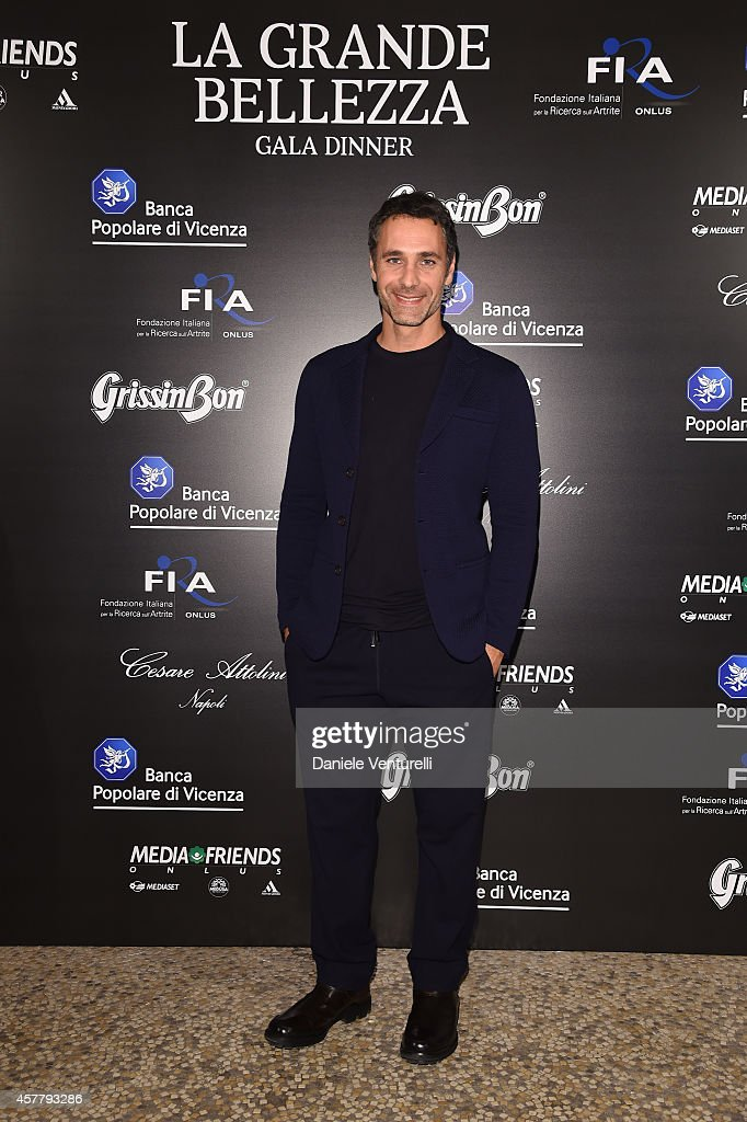 Gala Dinner 'La Grande Bellezza' - The 9th Rome Film Festival